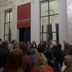 Visite de l'exposition Baccarat au Petit-Palais