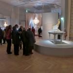 Visite de l'exposition Baccarat