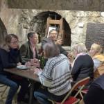 Pause-repas au Musée du Vin
