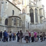 Visite historique de la ville proposée par la Commission archéologique de Narbonne.